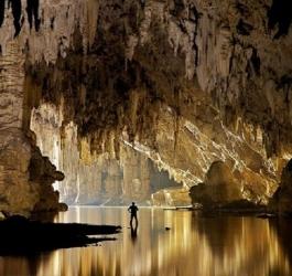 A maior caverna do mundo