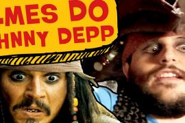 5 filmes com o Johnny Depp que você precisa assistir