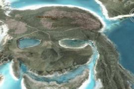 10 localidades misteriosas descobertas no Google Earth