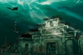 Conheça a Atlântida Chinesa