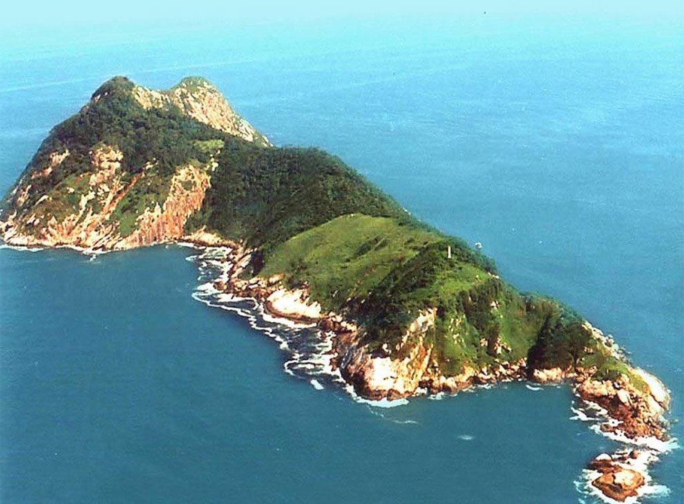 Resultado de imagen de isla de las serpientes