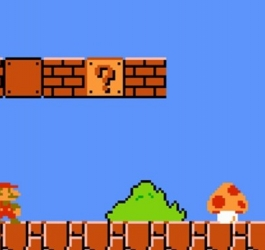 Música do Super Mario Bros tem uma letra