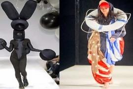 Coisas estranhas que o mundo da moda inventou