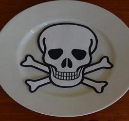 Estamos comendo veneno e nem sabemos!