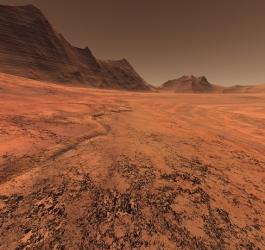 6 coisas bizarras que já foram vistas em Marte