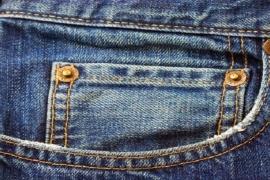 Para que serve o bolsinho pequeno da calça jeans?