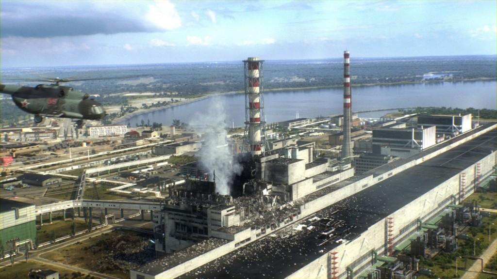 Chernobyl antes da tragédia