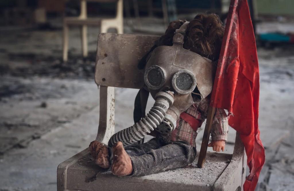 Chernobyl chocante