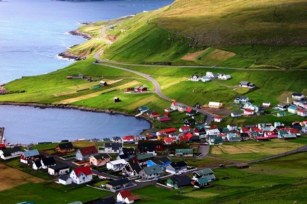 Ilhas Faroé, Dinamarca