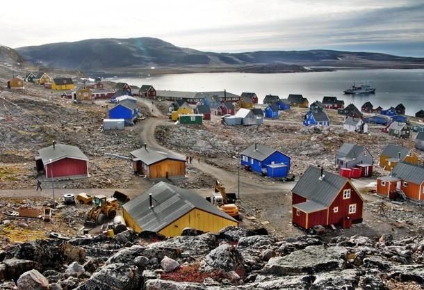 Ittoqqortoormiit, Gronelândia
