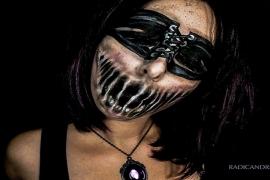 As maquiagens mais assustadoras que alguém poderia fazer