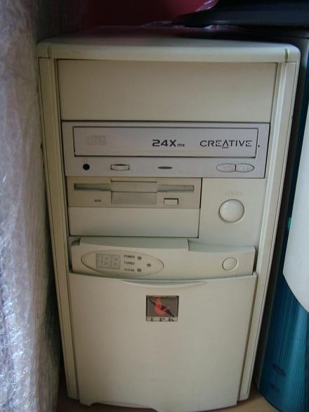 CPU antiga