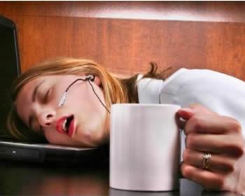 sono pós almoço