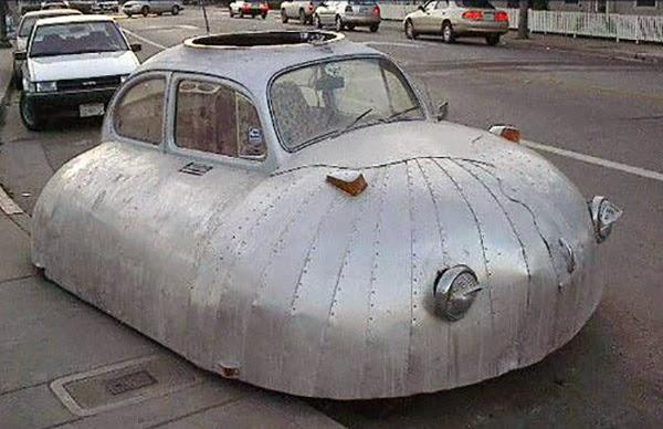 carro bizarro  2
