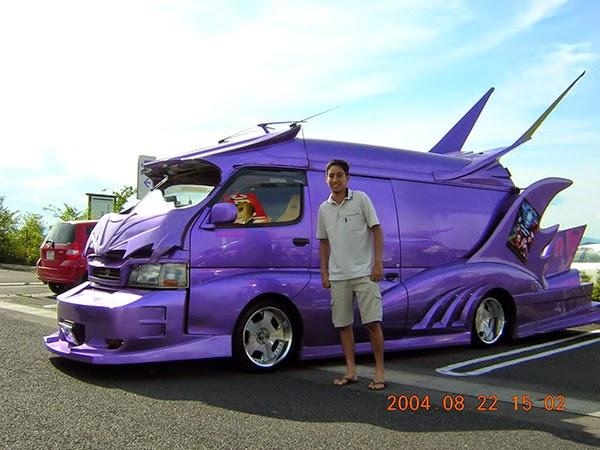 carro bizarro  6