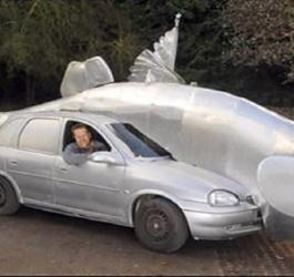 Os carros mais bizarros já criados pelo homem