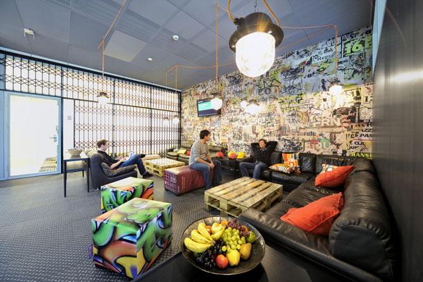 escritório Google
