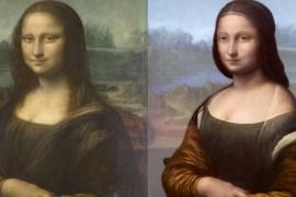 Imagens escondidas por trás de pinturas famosas