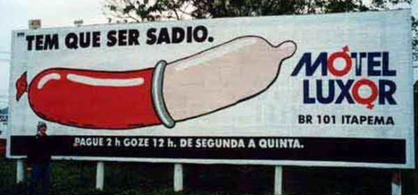 propagando motel 11