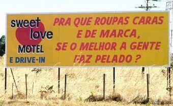 propagando motel 6