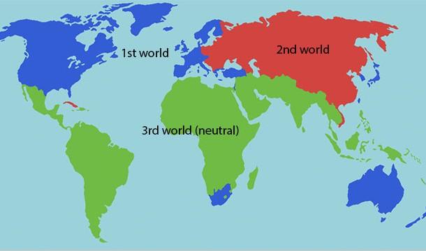 terceiro mundo