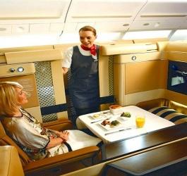 5 companhias aéreas mais luxuosas do mundo