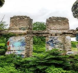 10 lugares abandonados que são assustadoramente belos