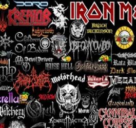 As 6 melhores bandas de Heavy Metal