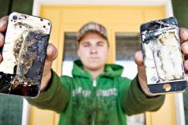 Você sabe o que acontece quando você fura a bateria do seu celular?
