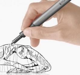 Conheça a caneta que faz desenhos em 3D