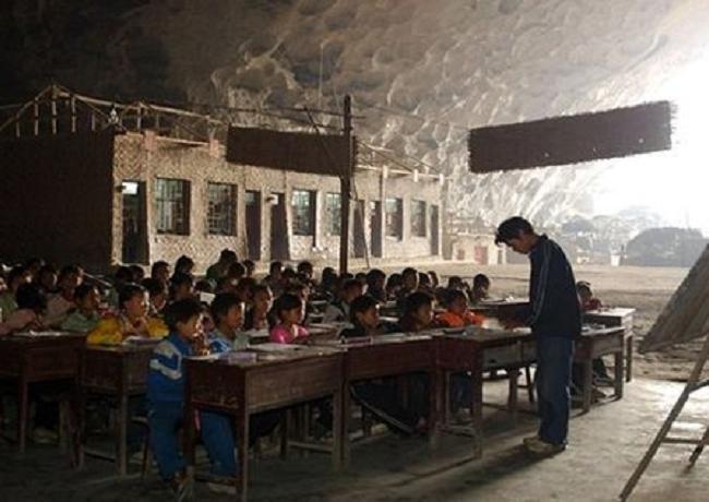 4 escolas estranhas que você não vai acreditar que existem