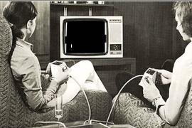 Saiba como começou a história dos videogames