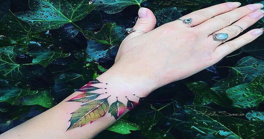 13 incríveis tatuagens inspiradas na natureza | Acredita Nisso?