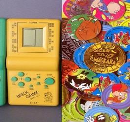 Brinquedos que marcaram a nossa infância
