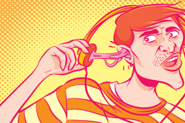 Aprenda como arrancar aquela música chiclete da sua cabeça