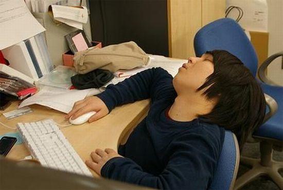 10 pessoas que definitivamente não sabem a hora de dormir