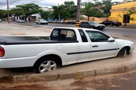10 pessoas que se deram mal ao estacionar