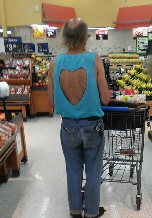 11 clientes mais bizarros que aparecem no supermercado