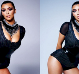 10 artistas famosos antes e depois do Photoshop que vão te surpreender