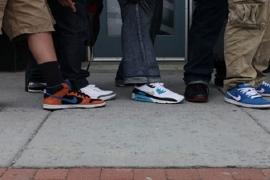 Mulheres julgam homens pelos calçados que usam, diz pesquisa