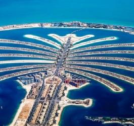 As coisas mais insanas já construídas em Dubai