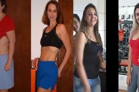 10 mulheres que transformaram seus corpos e o resultado é magnifíco