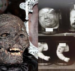 8 imagens horripilantes de um passado tenebroso