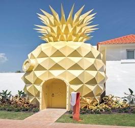 O incrível hotel para os verdadeiros fãs de Bob Esponja