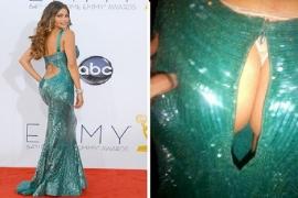 5 famosas que foram traídas pelo vestido