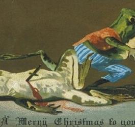 Os 7 cartões de Natal mais bizarros que você já viu