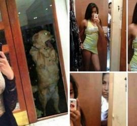 20+ Das piores selfies já postadas na internet