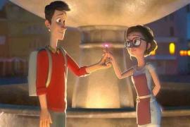 "Animated Short Film HD: ""The Wishgranter Film"""