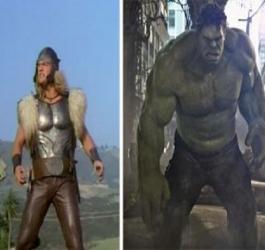 13 super-heróis que sofreram transformações com o passar dos anos