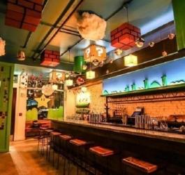 Conheça o incrível Super Mario Bar criado em Washington